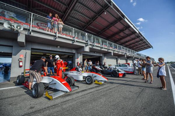 jazda na Formule