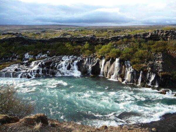 vodopady island
